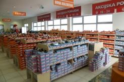 Ivančica d.d. - tvornica obuće Outlet Ivanec