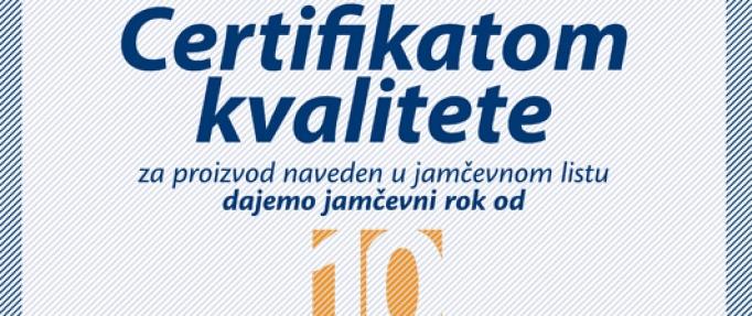 10 godišnja garancija